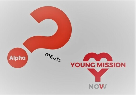 Alpha meets YOUNG MISSION NOW